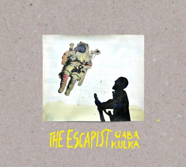 """Okładka płyty """"The Escapist"""", Gaba Kulka, 2014"""